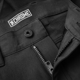 Chrome Madrona 5 Pocket Short Homme, black